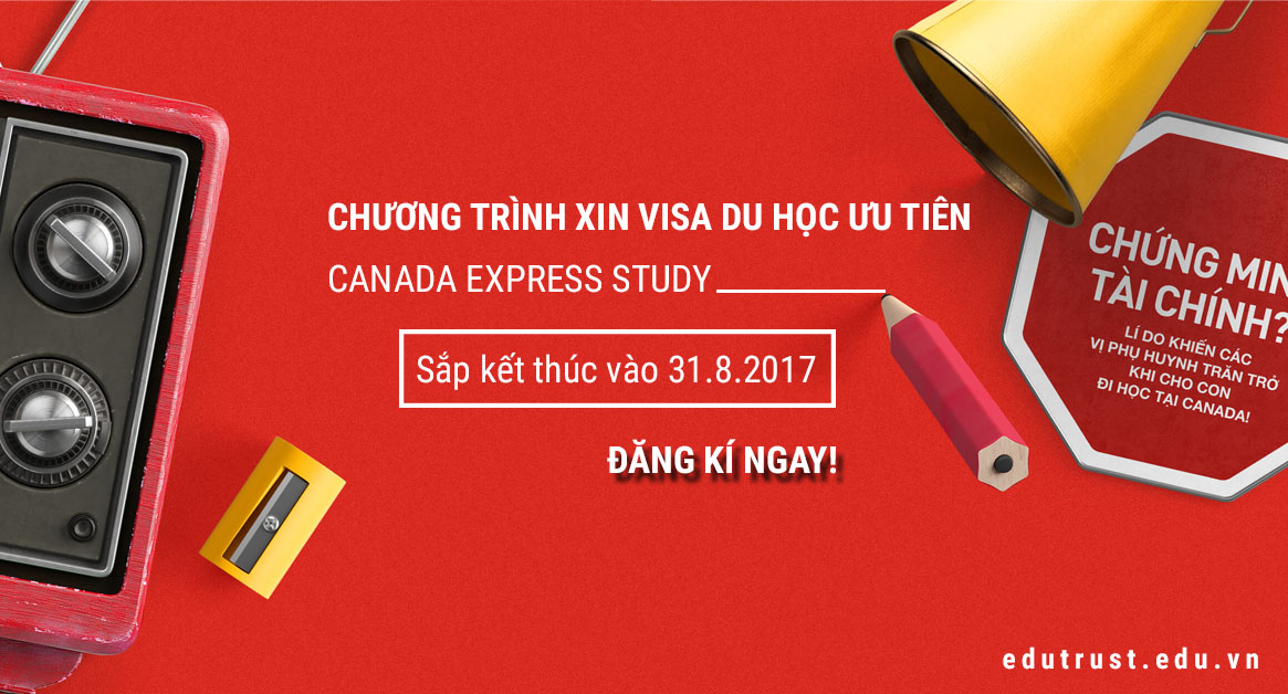 Xu hướng du học và định cư Canada 2017 - chương trình CES
