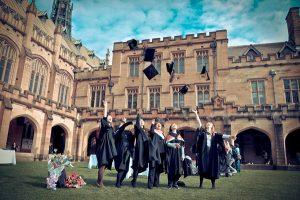 DU học Úc chương trình dự bị đại học