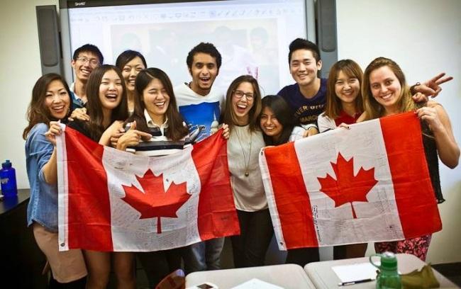 Cuộc sống du học Canada