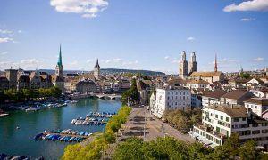 Du học Thụy Sỹ 2017 nên đến thành phố Zurich