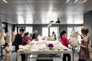Du học Anh ngành thiết kế thời trang