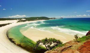 Đảo Fraser không thể bỏ qua khi đi du học Úc