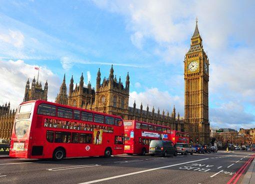 Tìm hiểu các phương tiện giao thông công cộng tại Anh