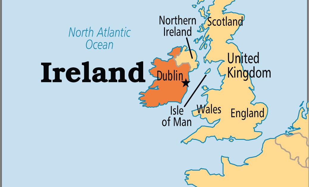Đi du học Ireland khám phá thủ đô Dublin