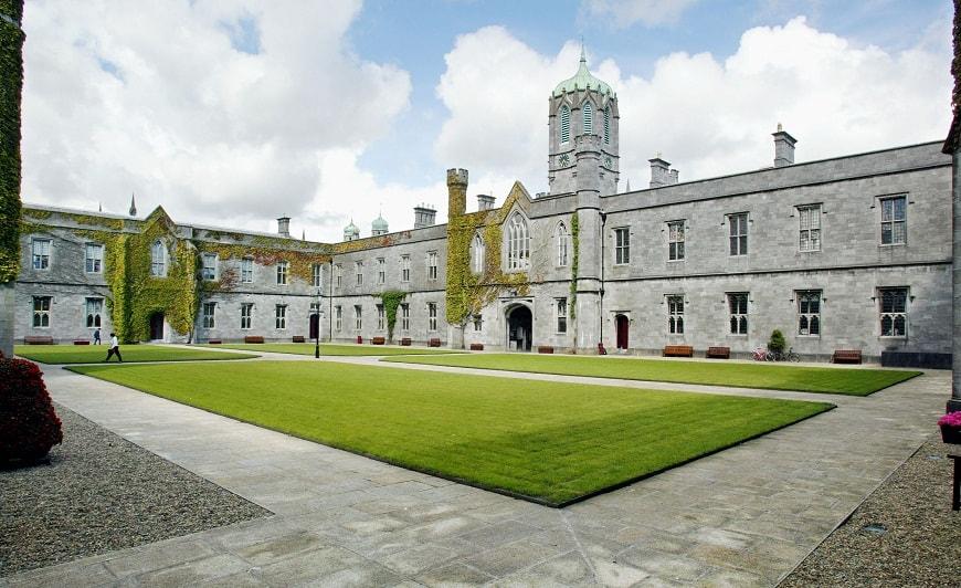 Trường đại học quốc gia Ireland – niềm mơ ước của du học sinh
