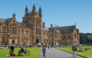 Đại học Sydney - ngôi trường lâu đời nhất nước Úc