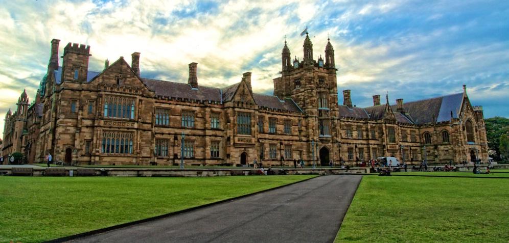 The University of Sydney - trường đại học lâu đời nhất nước Úc