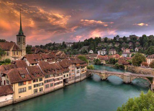 Những điểm dừng chân không thể bỏ qua khi tới Thụy Sĩ