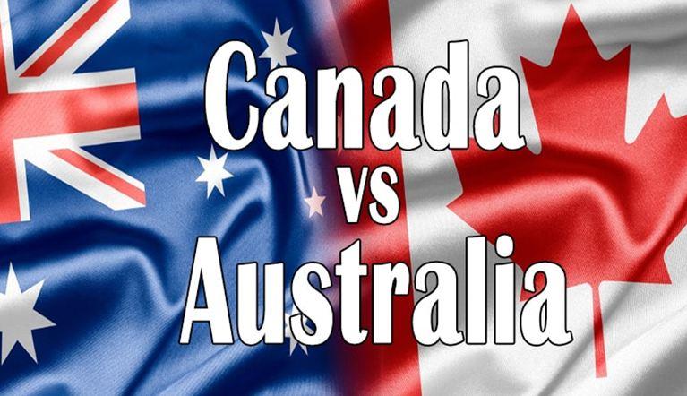 Nên du học Canada hay du học Úc?