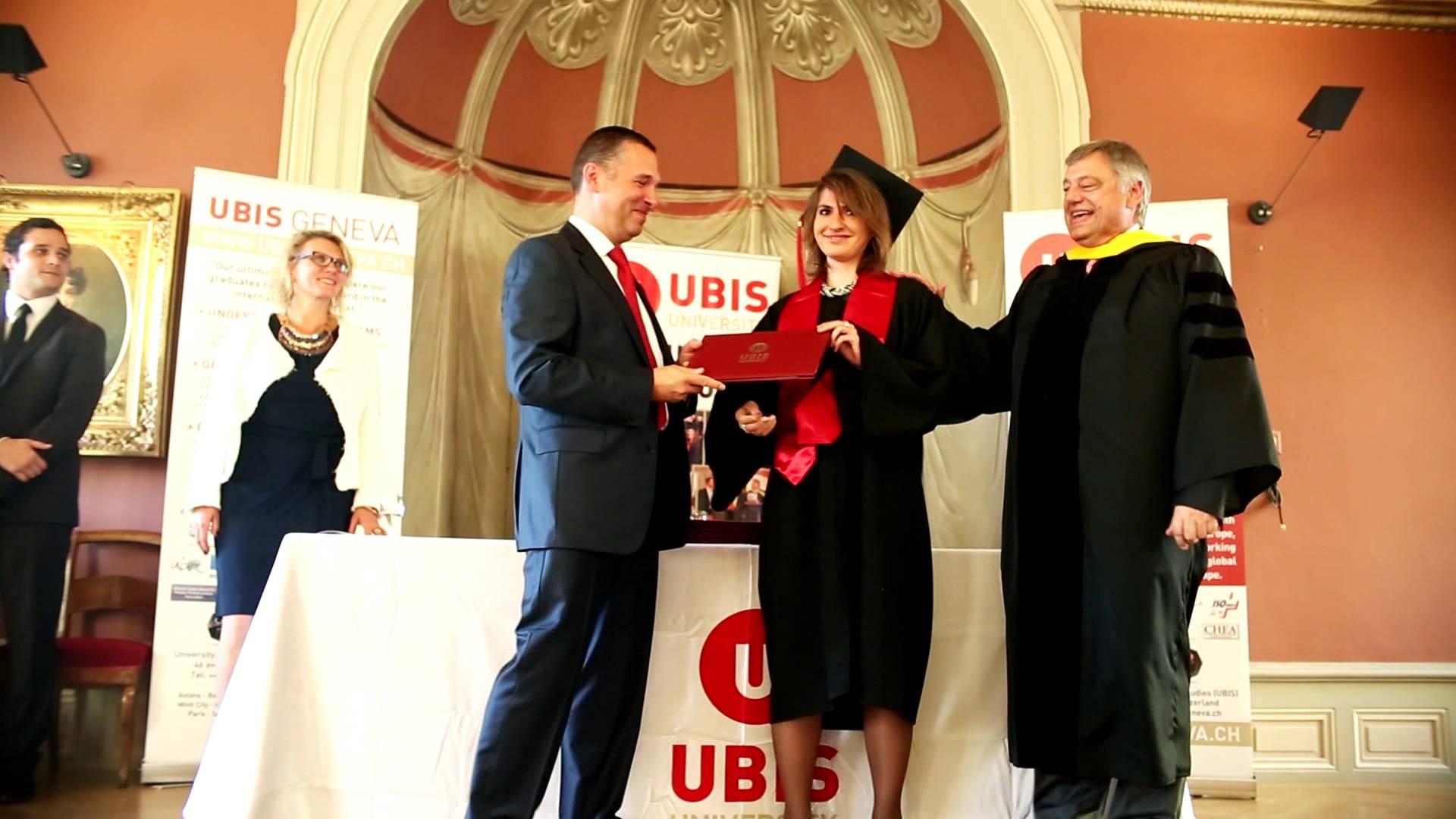 UBIS – trường đại học danh tiếng hàng đầu Thụy Sĩ đào tạo quản trị kinh doanh