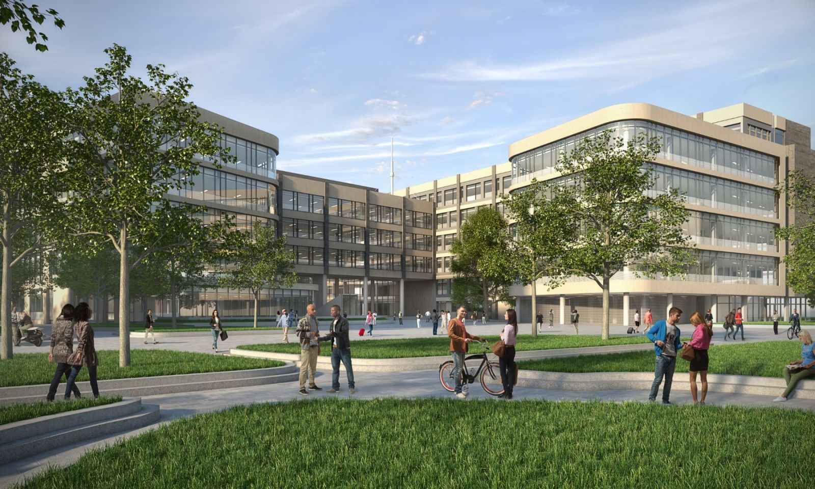 Học viện công nghệ Dublin – trường đại học danh tiếng bậc nhất Ireland