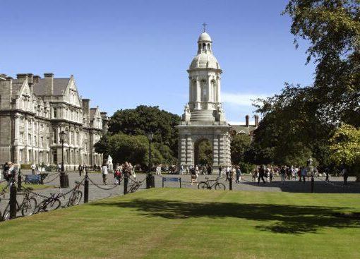 Tìm hiểu trường đại học Trinity College Dublin