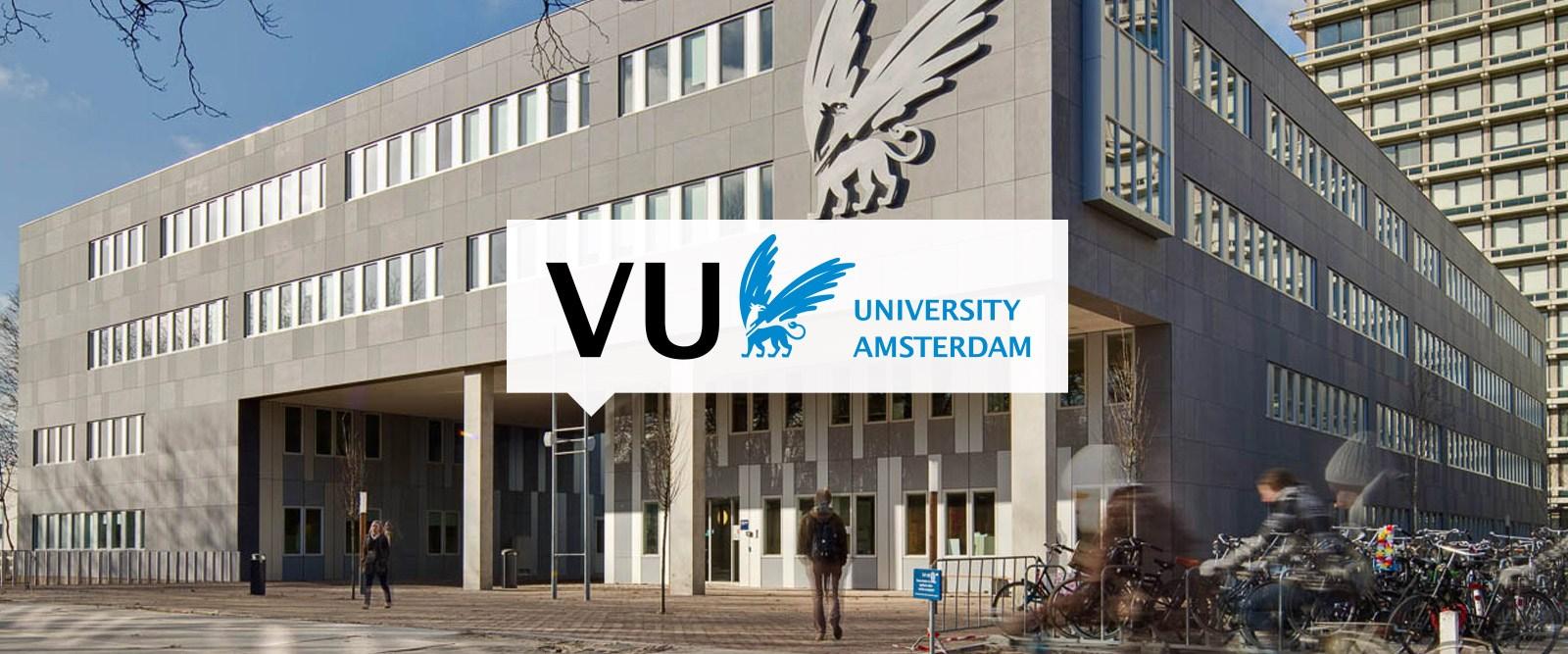 Học bổng bậc thạc sĩ đại học VU Amsterdam