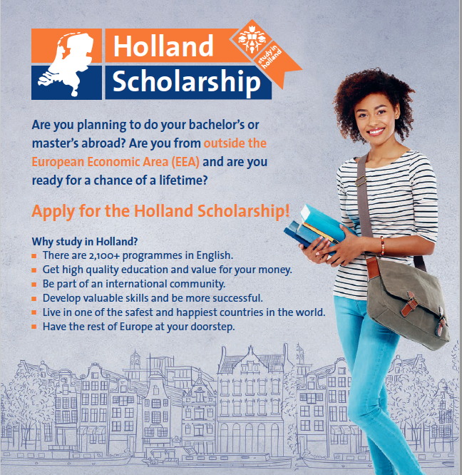 holland-scholarships-2019